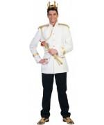 Déguisement prince charmant, un costume idéal pour une soirée déguisée sur le thème des dessins animés Disney