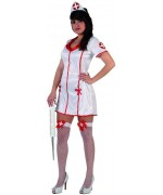 Déguisement infirmière adulte wa093s