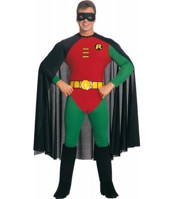 Déguisement Robin adulte