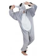 Déguisement ane pour adulte, idéal pour incarnez l'âne du dessin animé Shrek