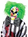 Masque clown halloween lumineux