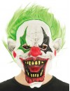 Masque clown effrayant halloween