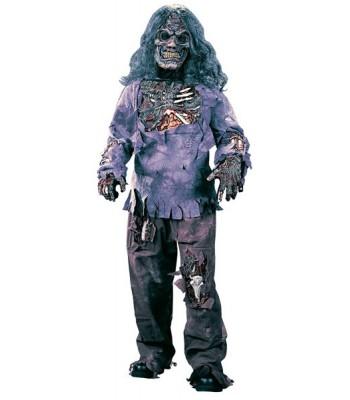 Déguisement zombie 3D enfant halloween