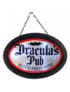 Pancarte lumineuse dracula's pub