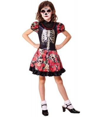 Déguisement mexicaine halloween fille