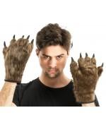 Gants de loup garou adulte