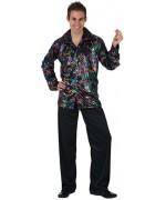 Déguisement disco brillant homme année 80 - WA105S