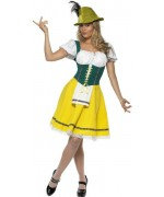 Deguisement bavaroise pour femme