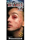 Tatouage veines apparentes - tattoo halloween