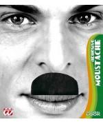 Moustaches Charlot auto adhesives - accessoire déguisement Charlie Chaplin