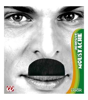 Moustaches Charlot auto adhesives