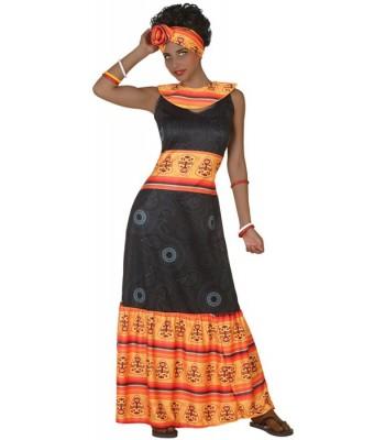 Déguisement Africaine femme