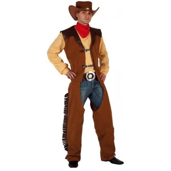 D guisement cowboy pour homme la magie du d guisement - Deguisement western homme ...