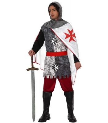 Déguisement chevalier des croisades