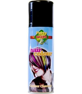 Spray cheveux noir