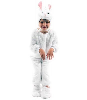 Déguisement lapin blanc enfant
