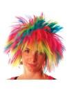 Perruque fluo année 80, adoptez le look flashy typique des années 80