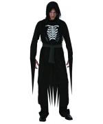 Déguisement squelette bourreau pour adulte - Exécuteur Halloween