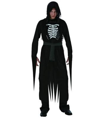 Déguisement bourreau squelette halloween