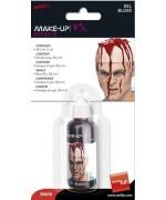 Faux sang en gel de qualité professionnelle, offrez davantage de réalisme à tous vos maquillages d'halloween