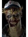 Masque zombie prothèse en mousse de latex