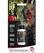 Latex liquide couleur chair 30 ml (faible teneur en ammoniaque)
