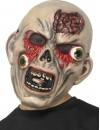 Masque de zombie pour enfant idéal pour le transformer en mort-vivant à Halloween