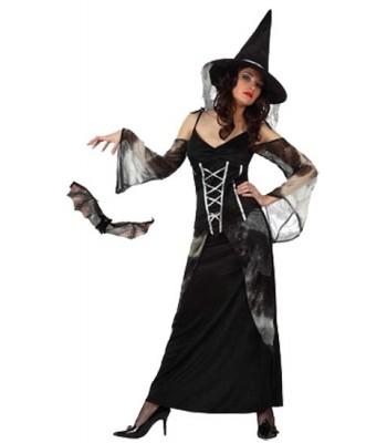 Déguisement sorcière noire halloween