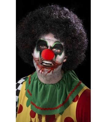 maquillage clown halloween la magie du d guisement. Black Bedroom Furniture Sets. Home Design Ideas