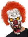 Masque clown terrifiant halloween