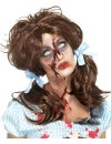 Perruque Dorothy zombie femme