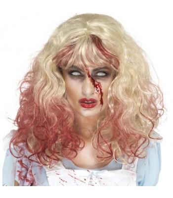 Perruque Alice zombie femme