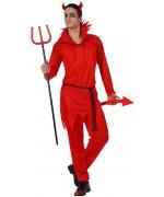 déguisement de diable pour adulte - démon halloween
