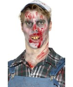 Dents de zombie, offrez davantage de réalisme à votre maquillage de zombie pour halloween