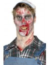 Dents de zombie halloween