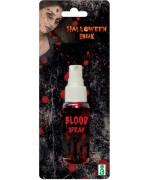 Faux en sang en spray, idéal pour vos maquillages d'halloween