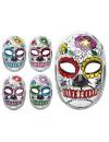 Masque mexicain pour halloween - Dia de los muertos
