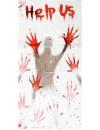 Rideau halloween squelette help
