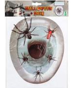 Décorez vos WC grâce à ce sticker araignée - Décoration WC