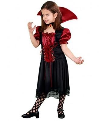 Déguisement vampire fille 7-9 ans halloween