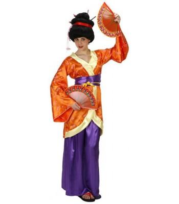 Deguisement geisha