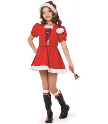Image De Noel Fille.Deguisement Mere Noel Fille La Magie Du Deguisement