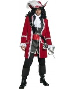 Déguisement capitaine pirate homme BZ098S