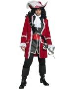 Déguisement capitaine pirate homme BZ098S