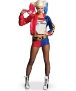 Déguisement Suicid Squad Harley Quinn, incarnez l'héroïne du film Suicid Squad