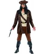 Déguisement de pirate boucanier pour homme - BZ105S