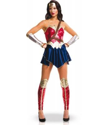 Déguisement Wonder Woman Justice League adulte