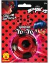 Yo-yo et boucles d'oreilles Ladybug