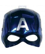 Demi masque Captain America pour enfant - Avengers Comics