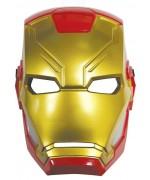 Masque d'Iron Man pour enfant idéal pour incarner ce célèbre super-héros Marvel
